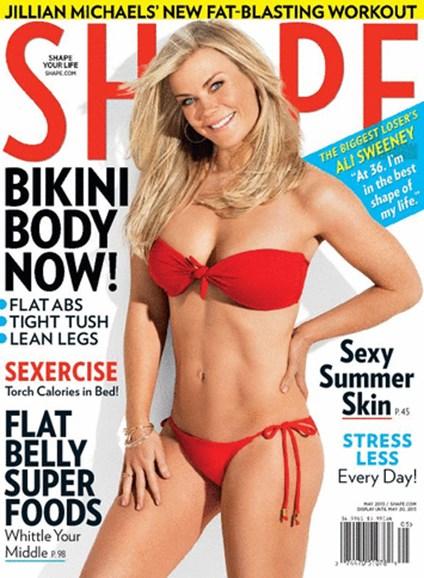 Shape Cover - 5/1/2013