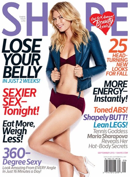 Shape Cover - 9/1/2013