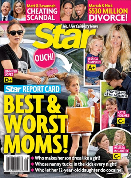Star Cover - 12/9/2013