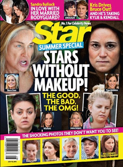 Star Cover - 7/15/2013