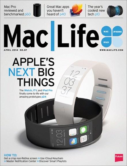 Mac | Life Cover - 4/1/2014