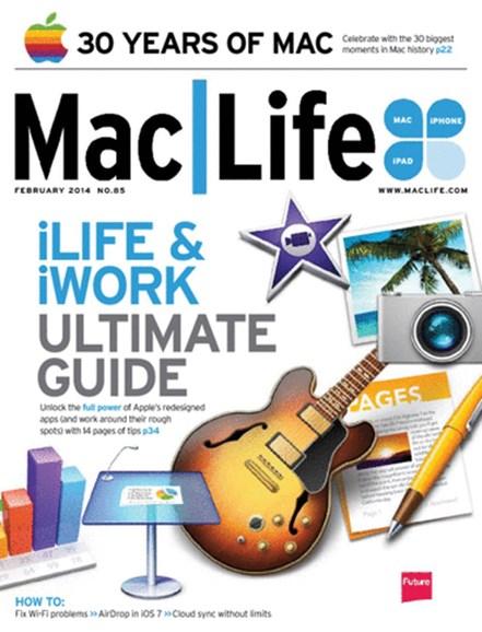 Mac | Life Cover - 2/1/2014