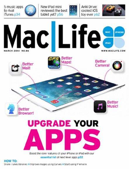 Mac | Life Cover - 3/1/2014