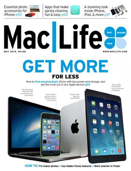 Mac | Life Cover - 5/1/2014