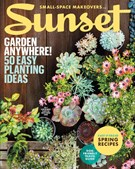 Sunset Magazine 4/1/2014