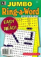 Jumbo Ring a Word Magazine 7/1/2014