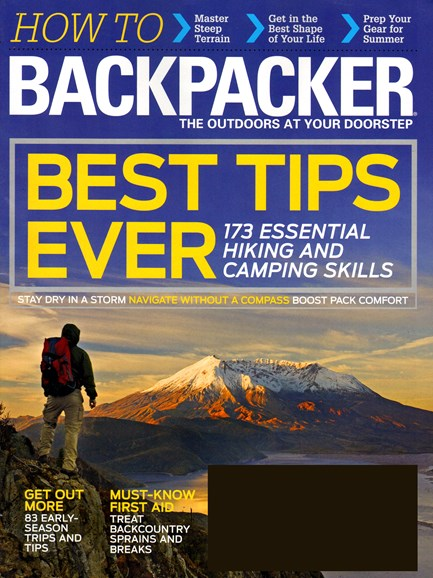 Backpacker Cover - 3/1/2014