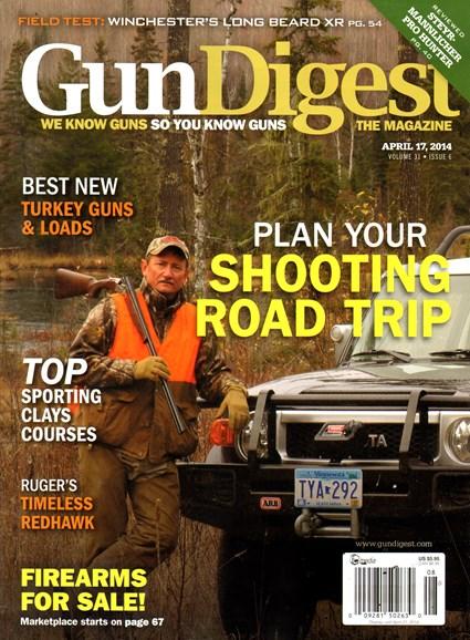 Gun Digest Cover - 4/17/2014