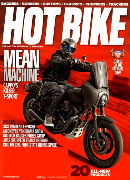 Hot Bike Cover - 6/1/2014