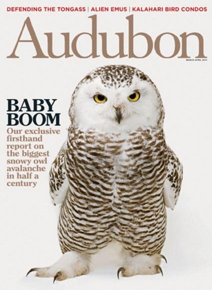 Audubon Cover - 3/1/2014