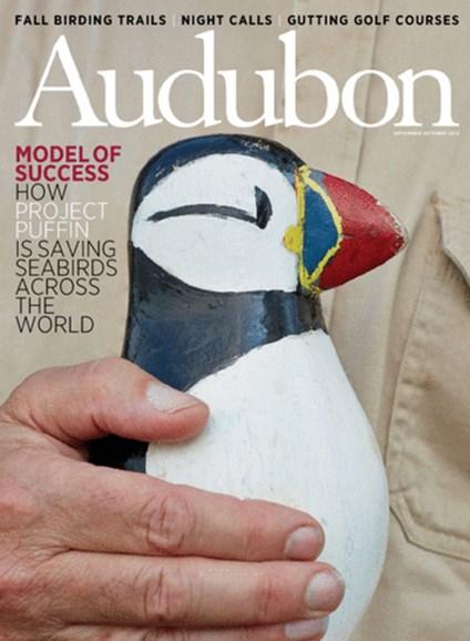 Audubon Cover - 9/1/2013