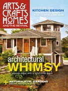 Arts and Crafts Homes Magazine 3/1/2014