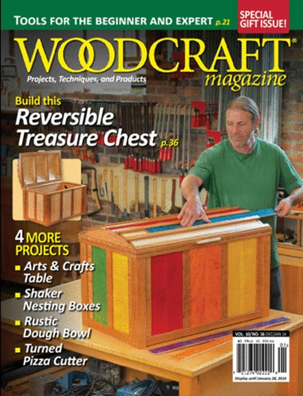 Woodcraft Cover - 12/1/2013