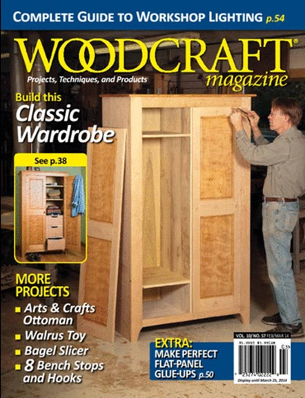 Woodcraft Cover - 2/1/2014