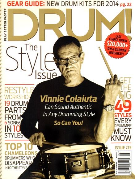 Drum! Cover - 5/1/2014