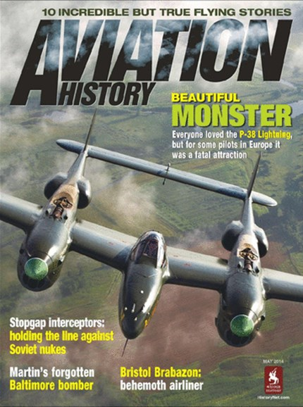 Aviation History Cover - 5/1/2014