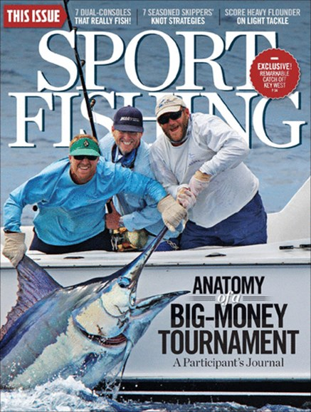 Sport Fishing Cover - 4/1/2014