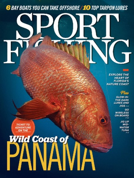 Sport Fishing Cover - 2/1/2014
