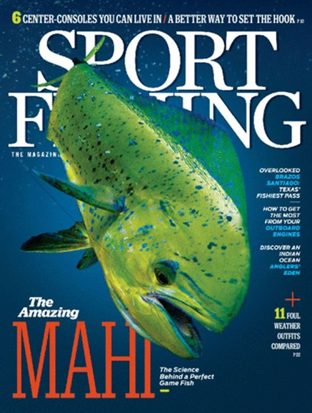 Sport Fishing Cover - 3/1/2014