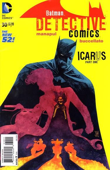 Detective Comics Cover - 6/1/2014