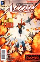 Superman Action Comics 6/1/2014