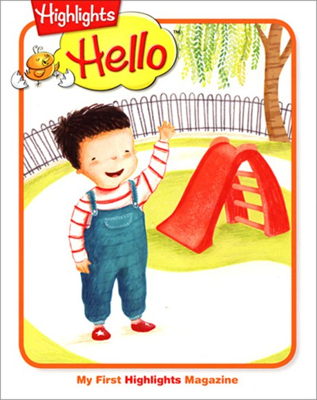 Highlights Hello Cover - 5/1/2014