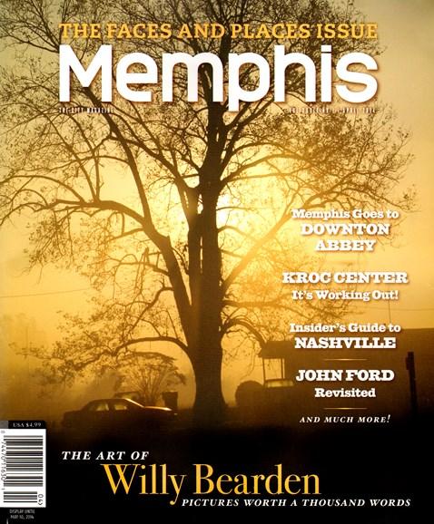 Memphis Cover - 4/1/2014