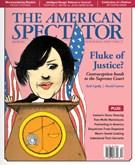 The American Spectator Magazine 1/1/2014