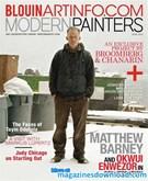 Modern Painters Magazine 4/1/2014