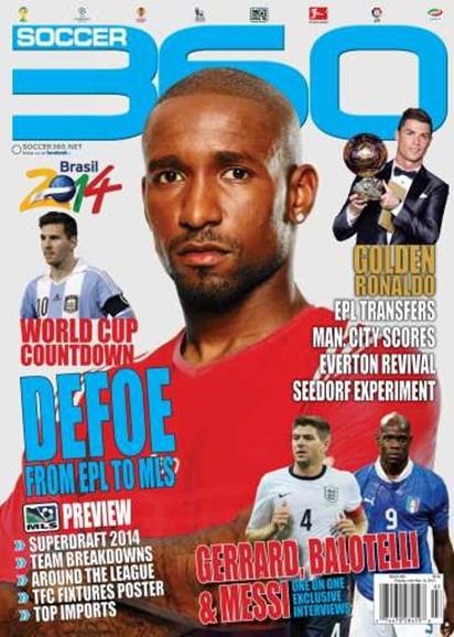Soccer 360 Cover - 3/1/2014