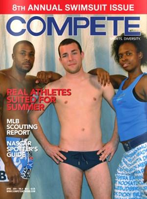 Compete Magazine | 4/1/2014 Cover