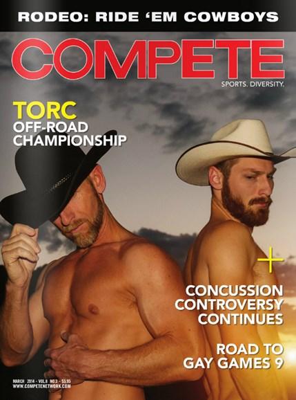 Compete Cover - 3/1/2014