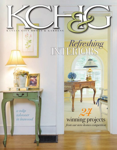 Kansas City Homes & Gardens Cover - 3/1/2014