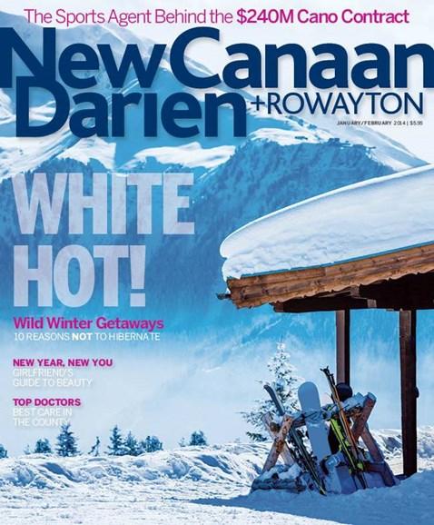 New Canaan-Darien Cover - 1/1/2014