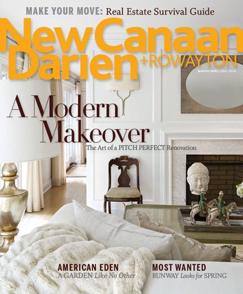 New Canaan-Darien Cover - 3/1/2014