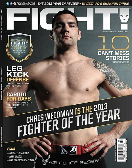 Fight! Cover - 2/1/2014