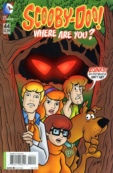 Scooby Doo, Where Are You? Cover - 6/1/2014