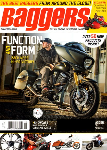 Baggers Cover - 5/1/2014