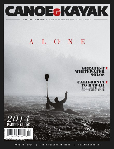 Canoe & Kayak Cover - 5/1/2014