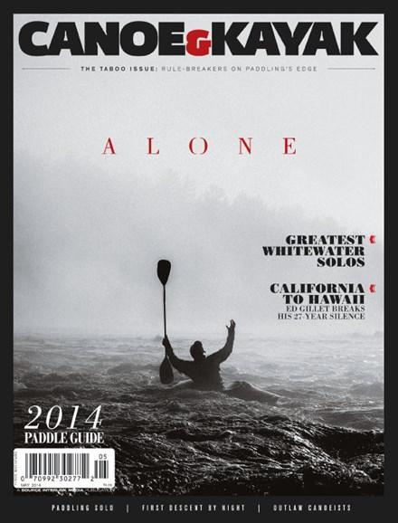Canoe & Kayak Cover - 5/1/2014