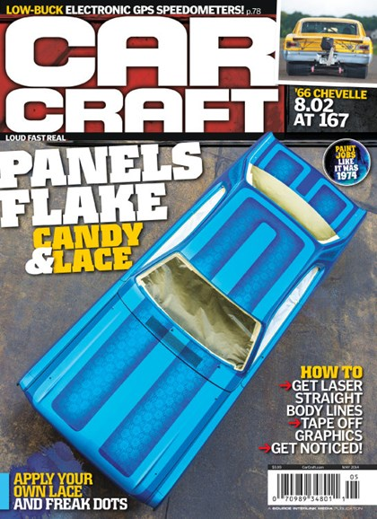 Car Craft Cover - 5/1/2014
