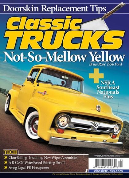 Classic Trucks Cover - 5/1/2014