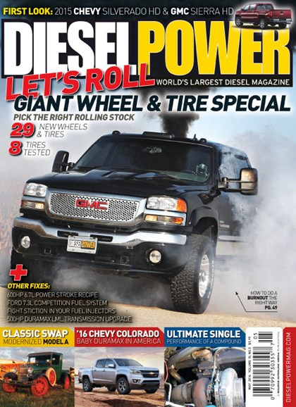 Diesel Power Cover - 5/1/2014