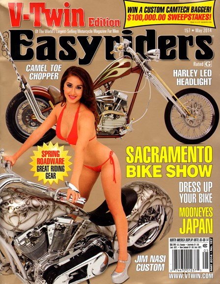 Easyriders Cover - 5/1/2014