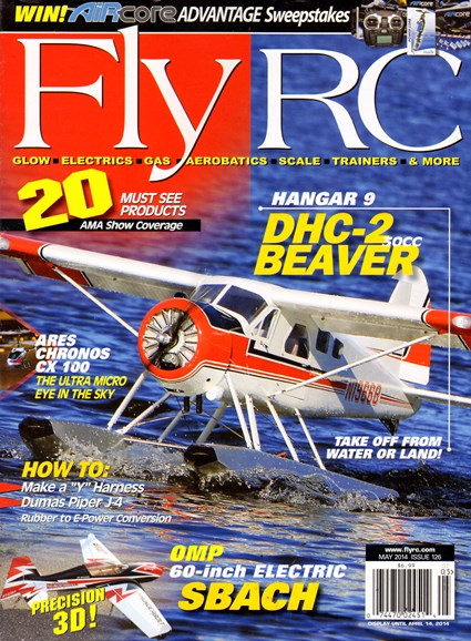 Fly RC Cover - 5/1/2014