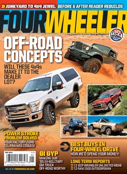Four Wheeler Cover - 5/1/2014