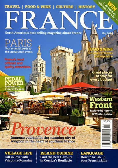 France Cover - 5/1/2014