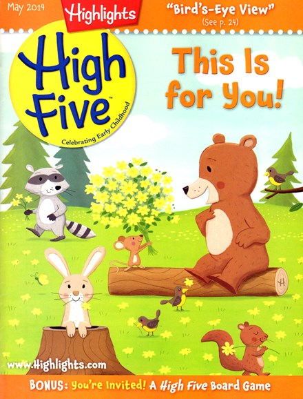 Highlights High Five Cover - 5/1/2014
