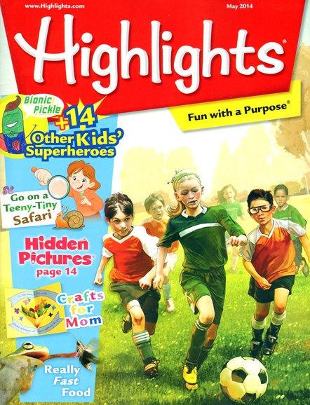 Highlights Cover - 5/1/2014