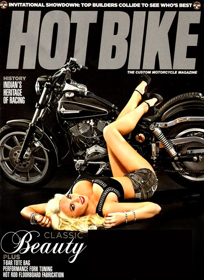 Hot Bike Cover - 5/1/2014